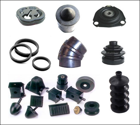 Rubber Parts Truck Rubber Parts India Molded Rubber